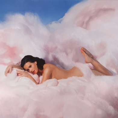 Teenage Dream - Album Artwork